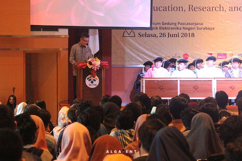 Studium Generale : PENS Jadi Bukti Keberhasilan Kerjasama Indonesia Jepang