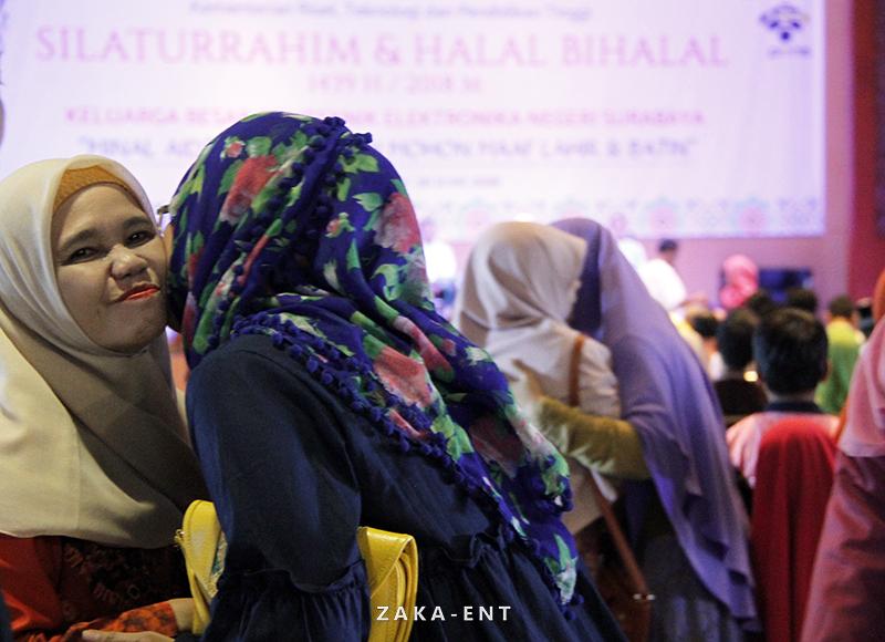 Rayakan Idul Fitri 1439 H PENS Gelar Silaturrahim dan Halal Bihalal