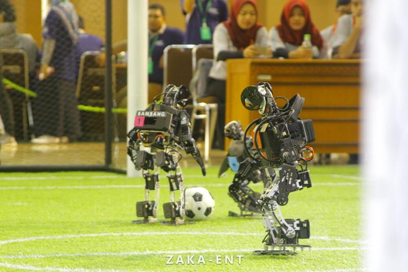 Hadapi Dago Hoogeschool, EROS Menang Telak pada Semi Final