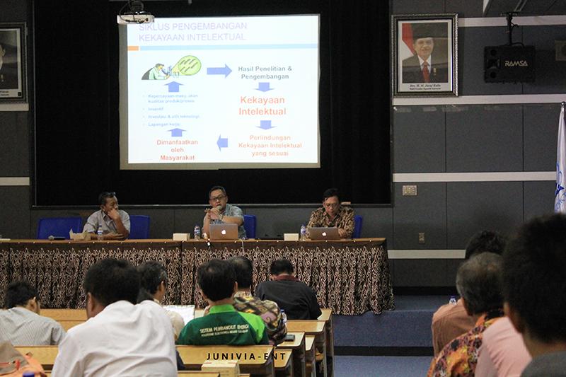 Tingkatkan Jumlah Paten Melalui Workshop Penulisan Buku dan Penyusunan Dokumen HKI