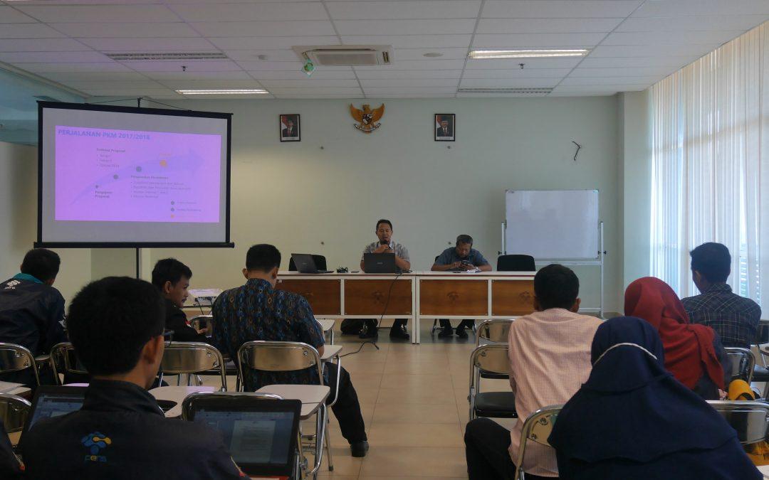 Tim PKM PENS Mantapkan Diri Jelang PIMNAS