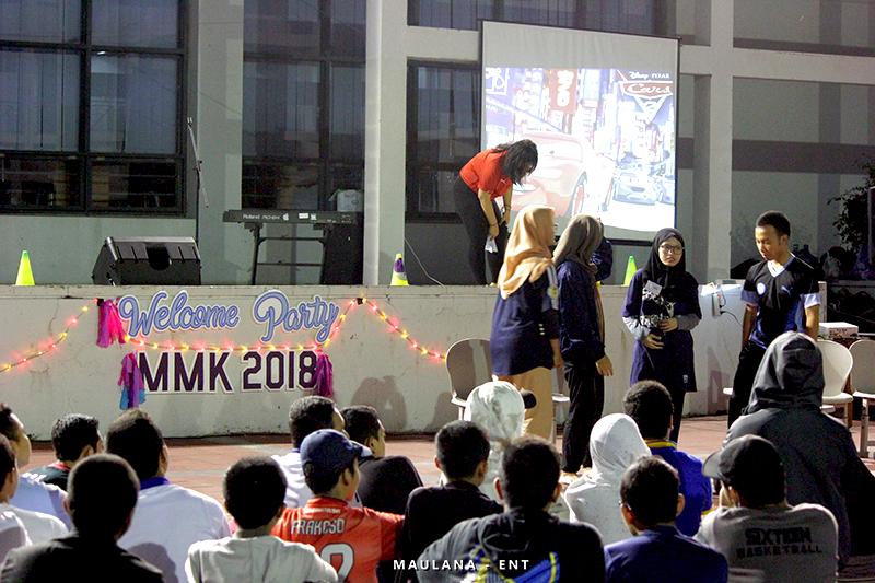 """""""New Game"""" Sambut Mahasiswa Baru DTMK dengan Adopsi Euforia Asian Games 2018"""