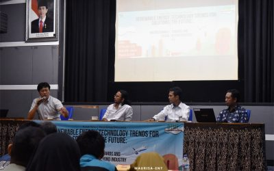 "Kuliah Tamu ""Renewable Energy Solutions for Sustainable Future"""