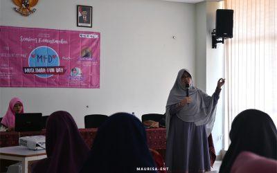 MFD 2018 : Ajak Mahasiswi Sadar Akan Kewajibannya sebagai Muslimah
