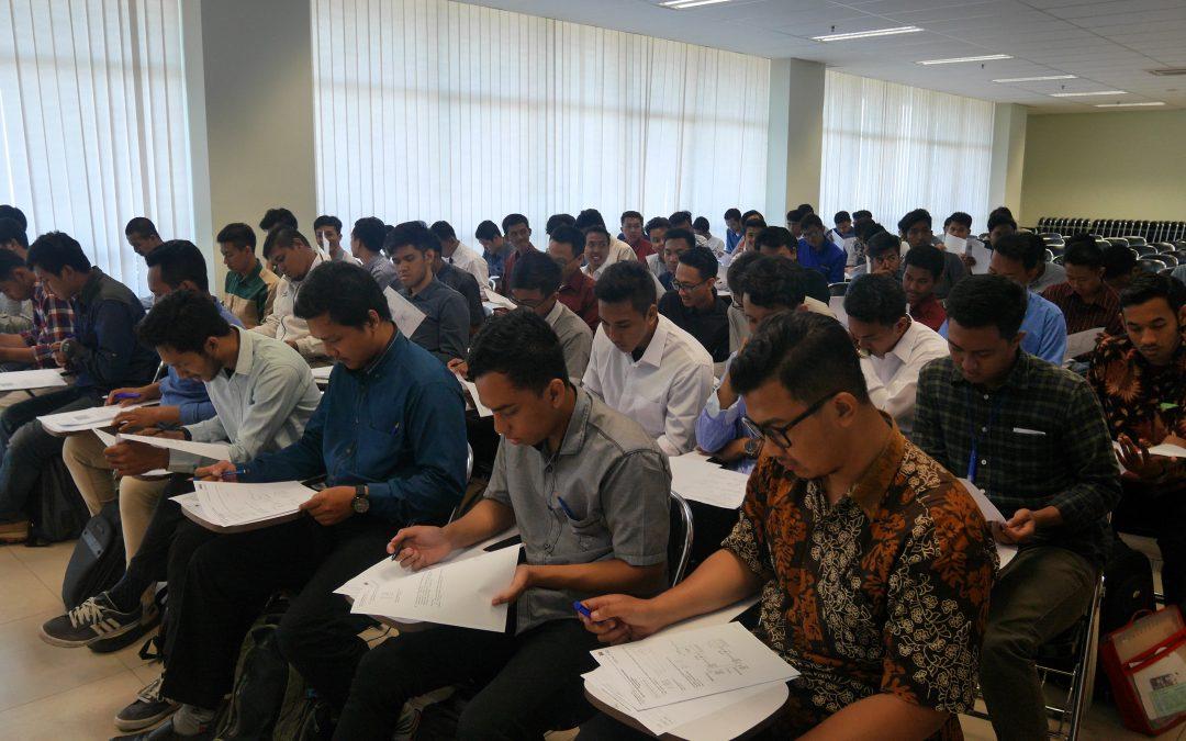Rekrutmen PT Gudang Garam Tbk, Sasar Alumni PENS