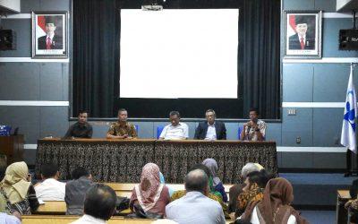 Polbangtan dan Poltek Negeri Padang Kunjungi PENS