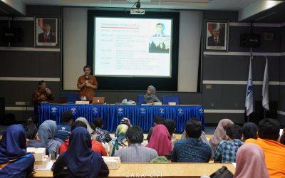 Beri Wawasan Mengenai Ide Riset, PENS Hadirkan Dua Profesor dari Okayama University