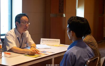 Ratusan Mahasiswa Minati Kuliah dan Magang di Taiwan