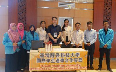 Seleksi Program Industri Academia Taiwan, Diikuti Peserta Luar Pulau Jawa