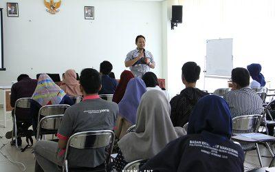 Perdana, PENS Adakan Sekolah Mahasiswa Berprestasi Untuk Persiapkan Calon Mawapres 2019