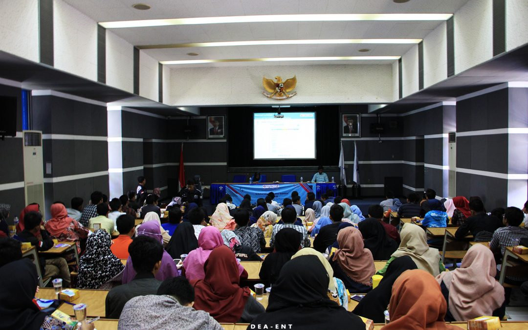 Ratusan Mahasiswa Hadiri Scholarship Expo and Seminar (SOS) 2018