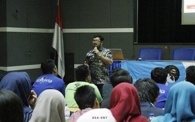 Seminar Kewirausahaan : Tumbuhkan Jiwa Entrepreneur Mahasiswa