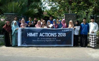 HIMIT ACTION : Kenalkan Teknologi Terkini Melalui Pengabdian Masyarakat
