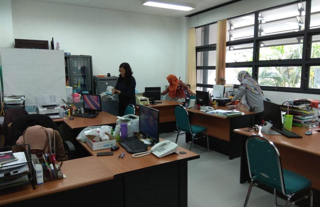 Lingkungan Sehat, dengan Jum'at Bersih
