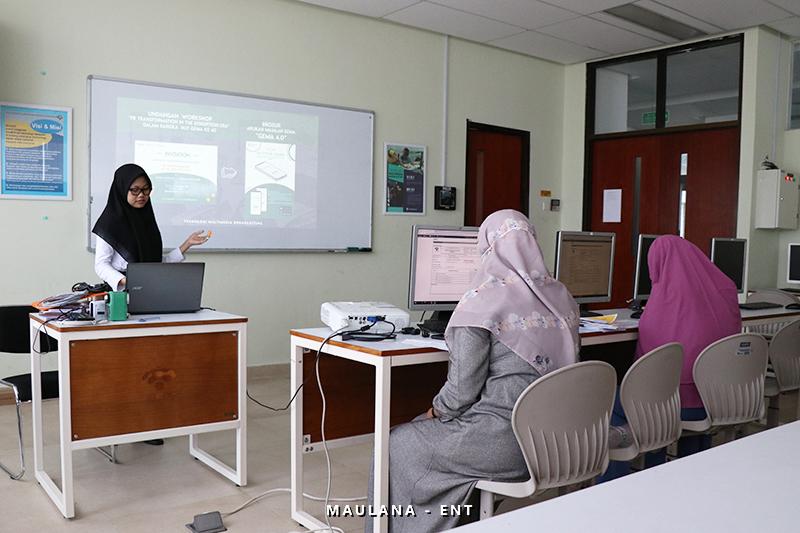 Paparkan Pengalaman Kerja Praktik Mahasiswa Melalui Seminar KP