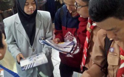 Sosialisasi Pendaftaran, PENS Ikuti Pameran