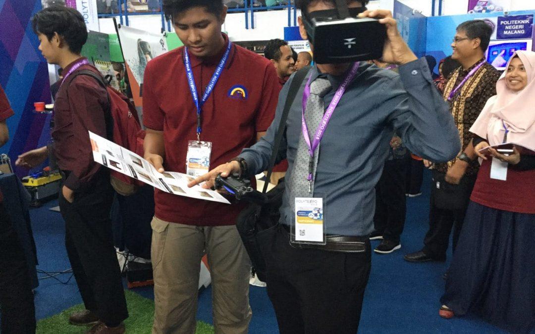 VR Lab Multimeter – Game Silmulasi Praktikum