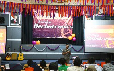 Jalin Komunikasi dengan Alumni, Hima Meka Sukses Gelar Reuni Akbar Perdana