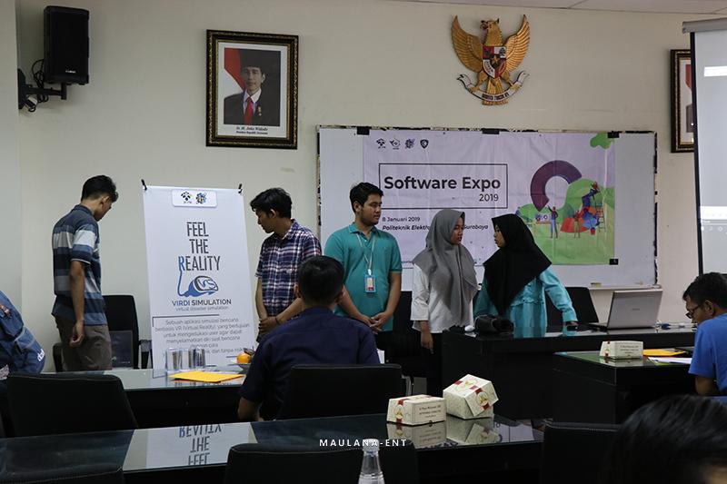 Software Expo 2019 : Mahasiswa Siap Luncurkan Produk Sesuai Kebutuhan Masyarakat