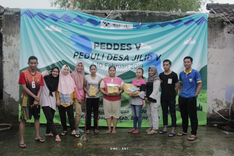 Peduli Desa Jilid V : EBIO Bantu Edukasi dan Perekonomian Warga Desa Tondomulo