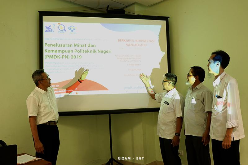 Dibukanya Jalur PMDK-PN 2019, PENS dan PPNS Gelar Press Conference