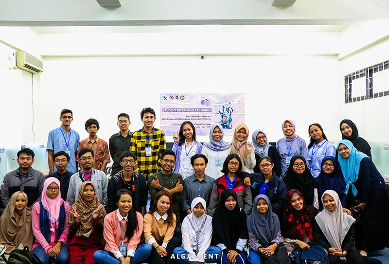 Kembali Gelar Language and Culture Exchange, PICO Hadirkan Dua Mahasiswa Filipina