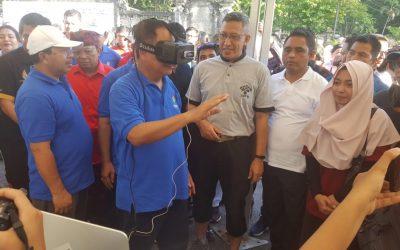 Direktur PENS, Hadiri Launching Hakteknas di Denpasar Bali
