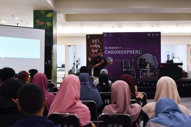 Departemen Teknologi Multimedia Kreatif PENS Sukses Gelar MCFest 2019