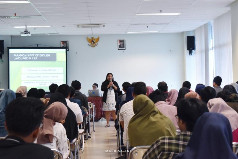Usai Tandatangani MoU dengan Tarlac Agricultural University, PENS Adakan Kuliah Tamu