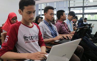Kenalkan Software Open Source, OSC IT PENS Gelar Lokakarya LibreOffice 6.2
