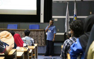 Jadi Mitra Kerjasama, PENS Gelar Sosialiasi Digital Talent Scholarship