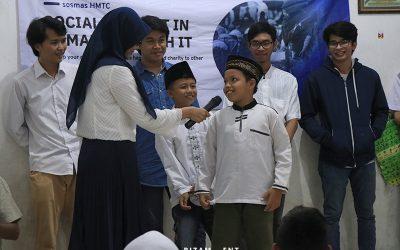 Tumbuhkan Jiwa Sosial serta Jalin Silaturahmi, HIMIT PENS Gelar SPIRIT 2019