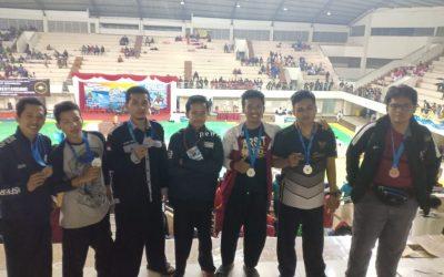 UKM Pencak Silat PENS Raih Tujuh Medali pada Malang Championship 1