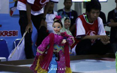 Usai di Perempat Final, ERISA Bawa Juara Harapan