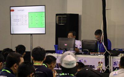 Hadiri Technical Meeting, Keempat Tim Robot PENS Siap Bertanding di Ajang KRI 2019 Nasional