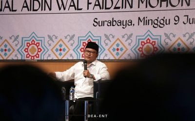 Rayakan Idul Fitri 1440 H, Keluarga Besar PENS Helat Silaturrahim