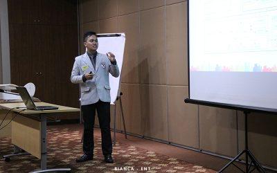 Tahap Presentasi Karya, Perwakilan PENS Berikan Usaha Optimal dalam Pilmapres 2019