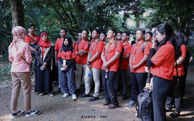 Berikan Kunjungan Studi Ekskursi, Sarana Refresing Finalis Pilmapres 2019