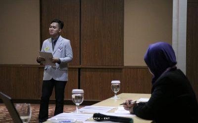 Delegasi PENS Tampil Gemilang pada Tahap Speech Bahasa Inggris Pilmapres 2019