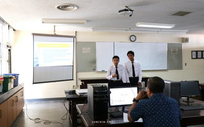 Akhiri Semester Genap, Mahasiswa D4 Jalani Seminar Kerja Praktek