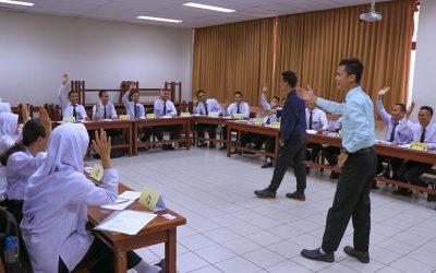 LKMM Pra-TD PENS 2019: Bekali Mahasiswa Baru dalam Memanajemen Diri