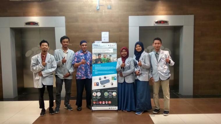 Smart Green House, Inovasi Karya Mahasiswa PENS Guna Membaca Nilai Kelempaban Tanah dan Suhu