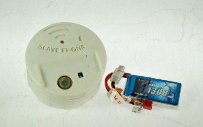 Deteksi Status Kebakaran, Tiga Mahasiswa PENS Ciptakan Fire On Alarm