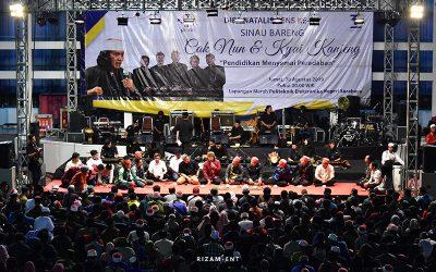 Puncak Acara Dies Natalis ke-31, PENS Ajak Ribuan Penonton Sinau Bareng Cak Nun dan Kyai Kanjeng