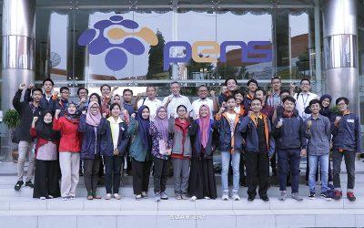 Bekali Tim Delegasi Terbaik , PENS Siap Bertanding Dalam Ajang Bergengsi PIMNAS 32