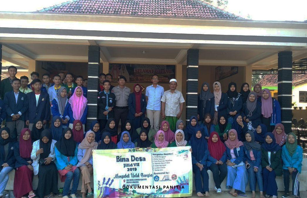 Bina Desa Jilid VII : Bentuk Kontribusi Mahasiswa PENS dalam Pengabdian Masyarakat