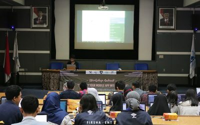 Kenalkan Firebase, HMCE PENS Helat Workshop Android