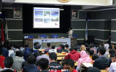 Prodi Teknik Elektro Industri Gelar Kuliah Tamu Bersama Prof. Dr. Takashi Hiyama