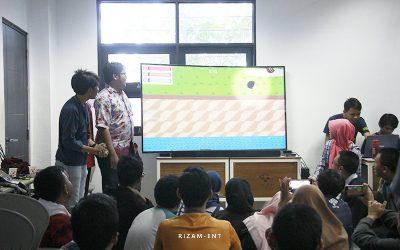 Game Jam Internal 8 : Kenalkan Developer Team kepada Mahasiswa Baru DTMK