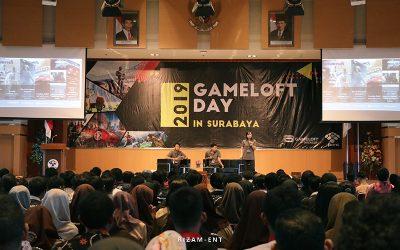 Jalin Kerja Sama dengan PENS, Gameloft Indonesia Kenalkan Industri Game melalui Gameloft Day